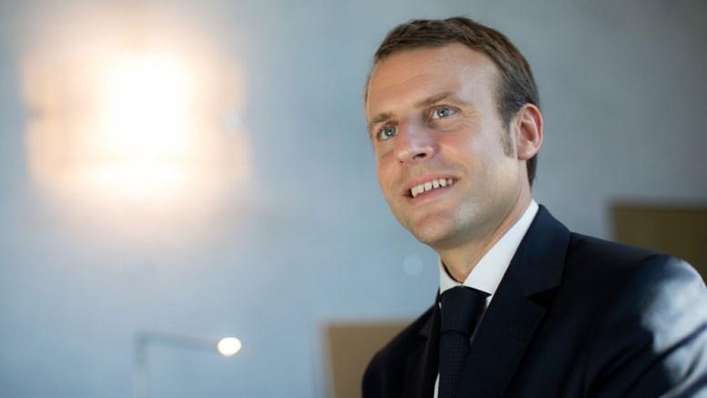macron président france