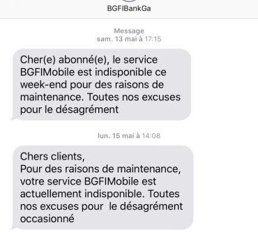 E-BANKING BGFI