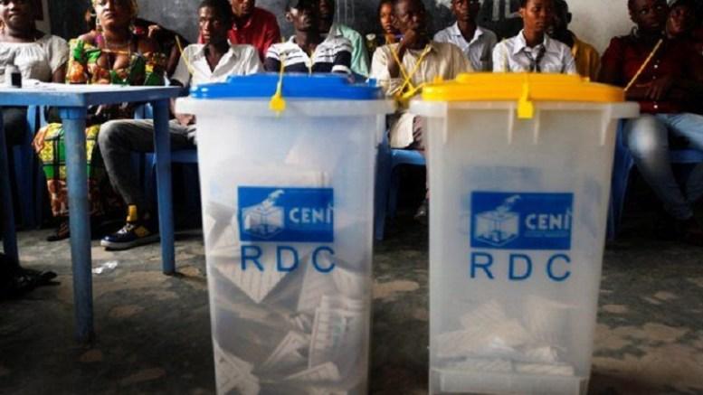 Le vote en RDC