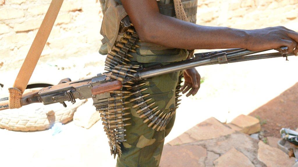 Sept casques bleus marocains blessés après une attaque en Centrafrique