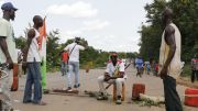 ex-rebelles à Bouaké