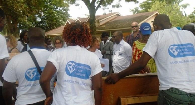 Centrafrique : Les humanitaires malmenés