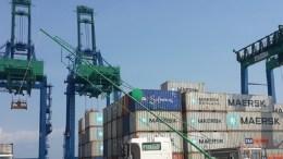port acconage bolloré coût owendo