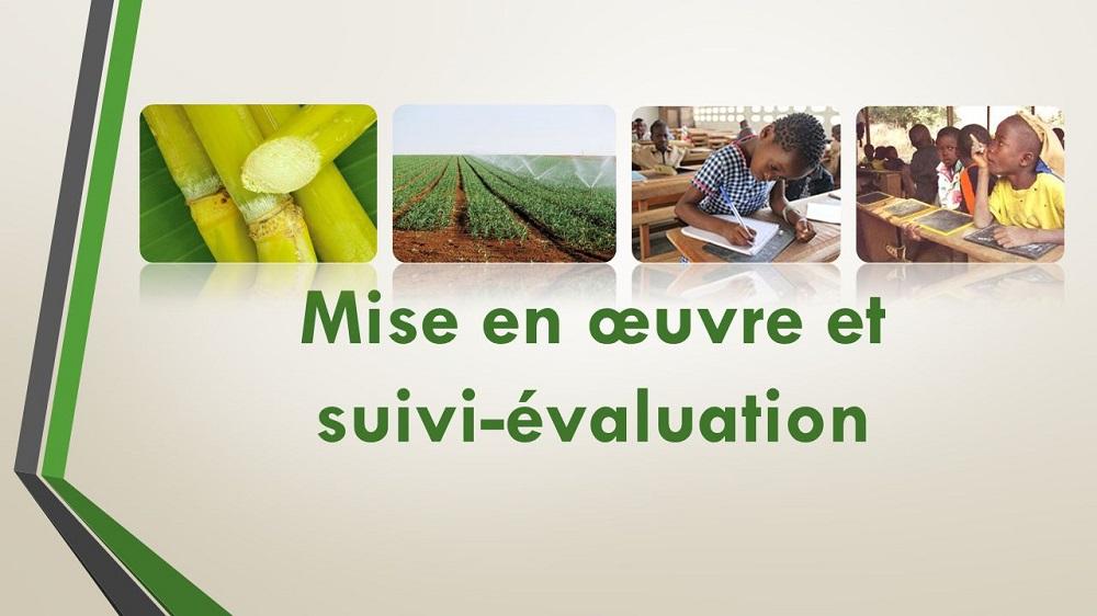 Lancement du rapport de l'évaluation du Programme de Renforcement de la Nutrition