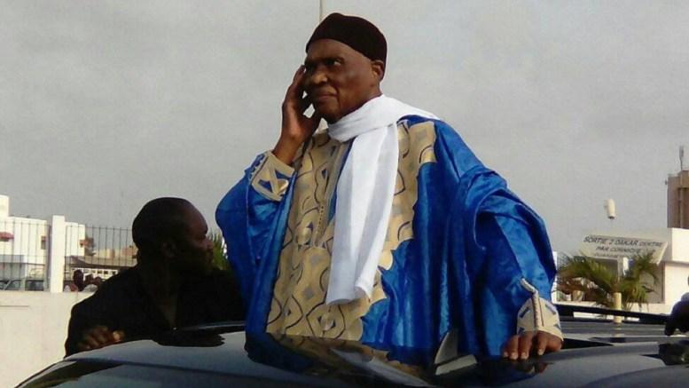 Me Abdoulaye Wade