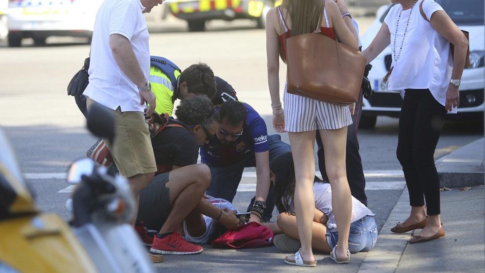 La police établit un lien — Barcelone et Cambrils