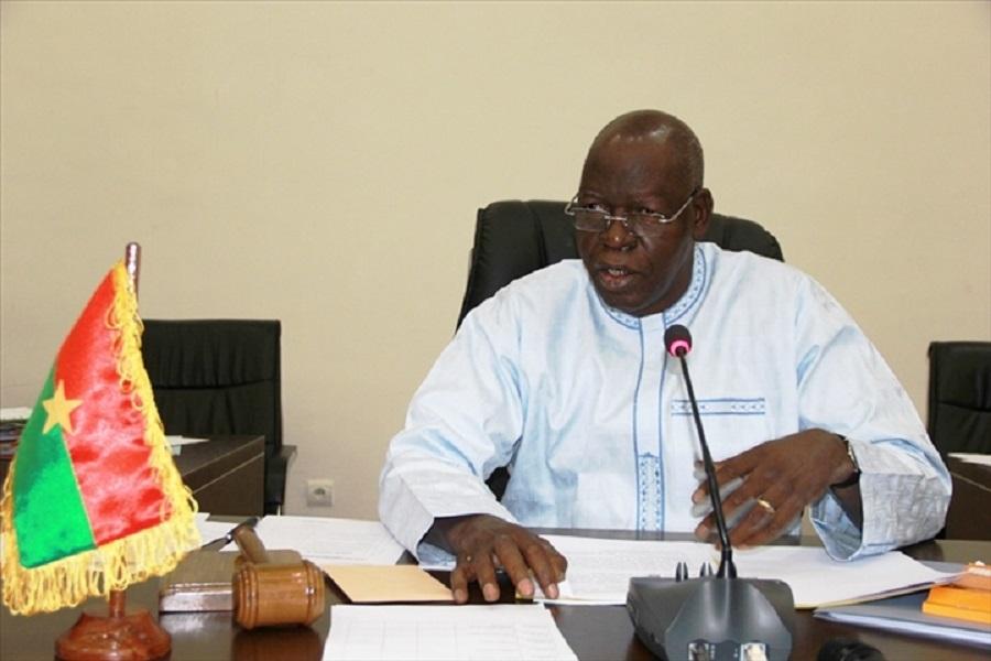 Le président de l'Assemblée nationale décédé — Burkina