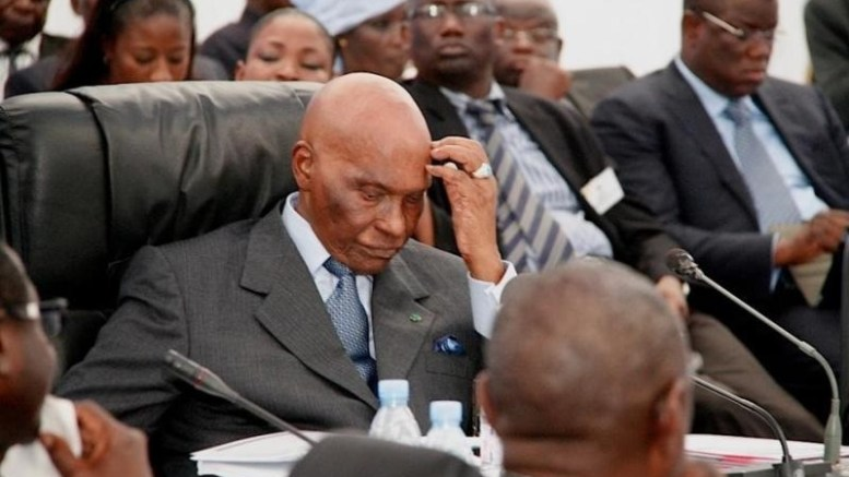 Abdoulaye Wade et le PDS