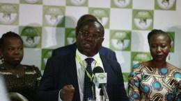 élection présidentielle au Kenya