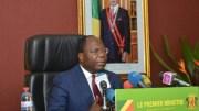 Clément Mouamba parle du FMI