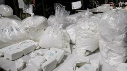 Des kilos de cocaïne