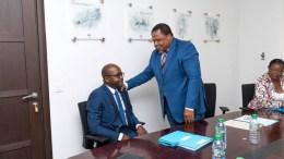 Herman-Régis Nzoundou Bignoumba hérite d'une société viable