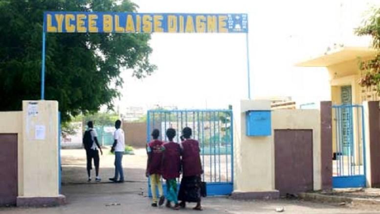 Lycée Blaise Diagne