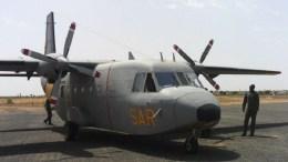 Vol militaire au Sénégal