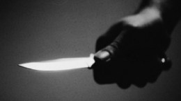 attaque avec couteau