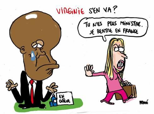 Virginie Ben Moubamba