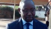 Ahmad Fatty, ministre gambien de l'intérieur