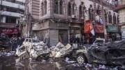 Attentat en Egypte