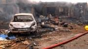 Attentat suicide au Nigeria