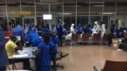 Retour de migrants au cameroun