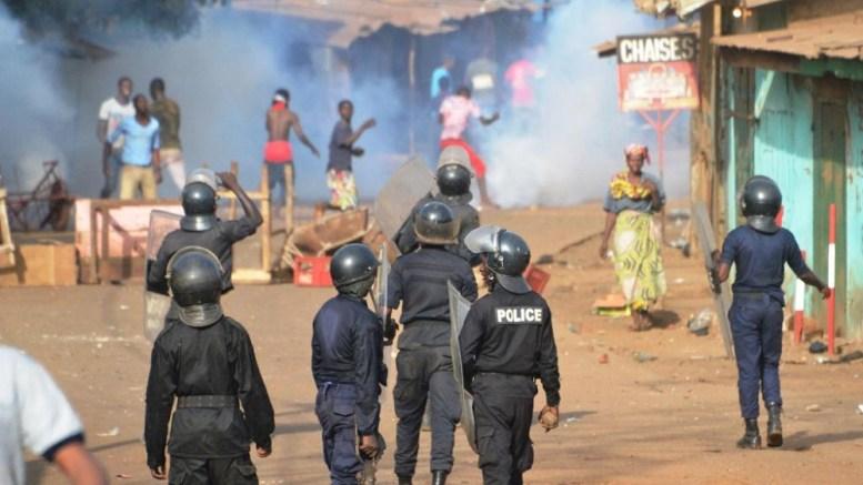 Un élève tué en Guinée Conakry