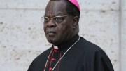 Cardinal Laurent Mosengwo Pasinya