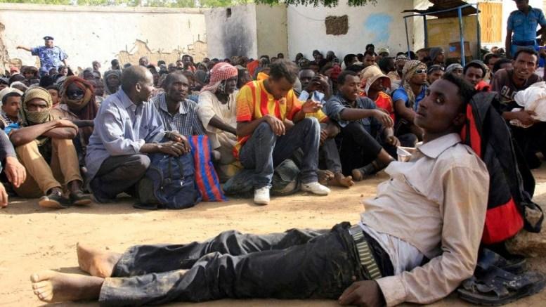 Des migrants en Guinée équatoriale