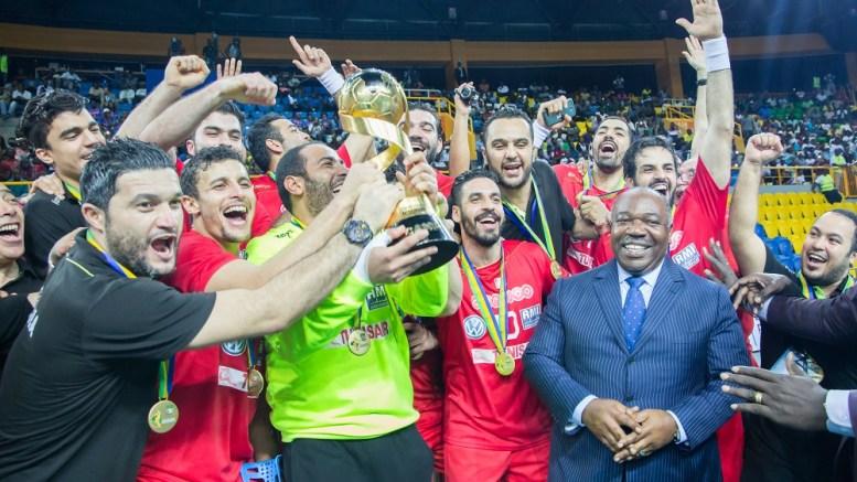 La Tunisie remporte la coupe d'Afrique de handball au Gabon
