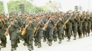 L'armée de la Guinée équatoriale