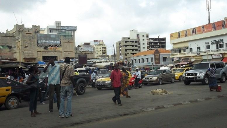 Les malgaches à Dakar