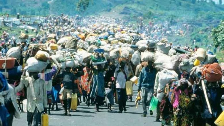 Les réfugiés rwandais