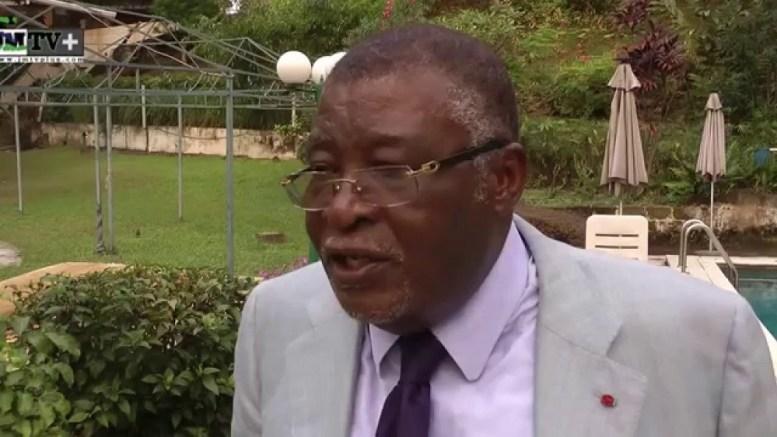 L'opposant de Bongo, Louis Gaston Mayila