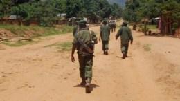 Militaires et rebelles s'affrontent à Beni
