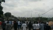 marche pacifique à Kinshasa