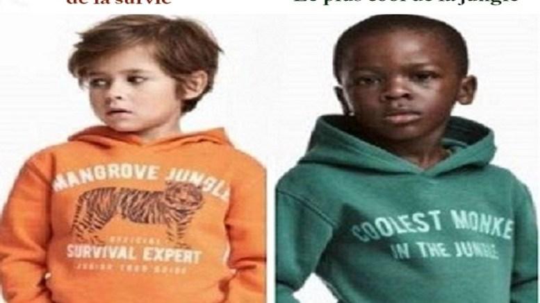 La publicité douteuse H & M