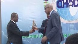 Le Gabon prend la présidence de l'Ohada