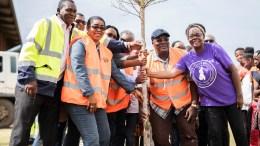 La Fondation Sylvia Bongo Ondimba à l'oeuvre