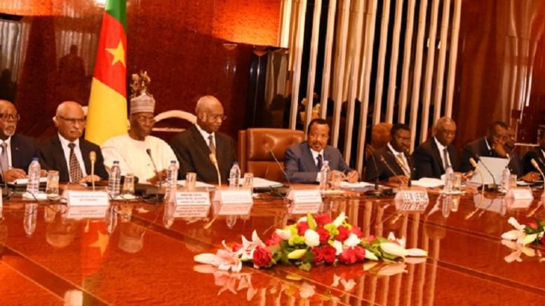 Paul Biya préside son premier conseil des ministres 3 ans plus tard