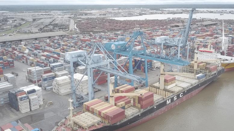 Rougier face au Port Autonome de Douala