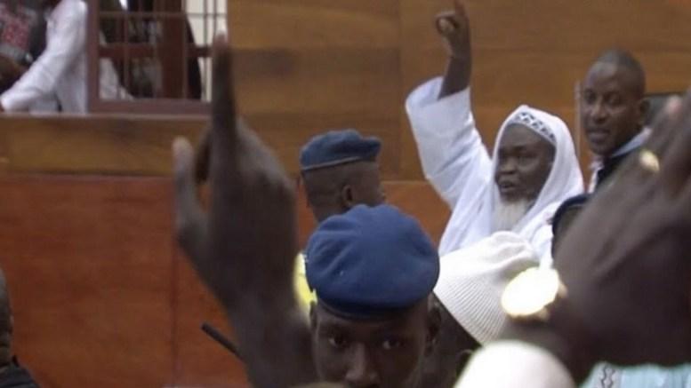 Ibrahima Diallo, présumé Terroriste face au juge