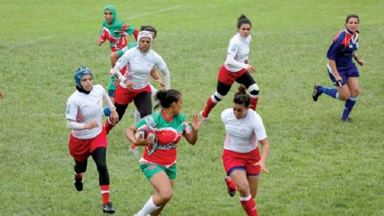 Le rugby féminin en Afrique
