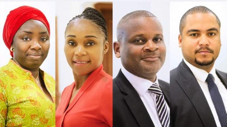 Les jeunes et les femmes autour d'Ali Bongo Ondimba
