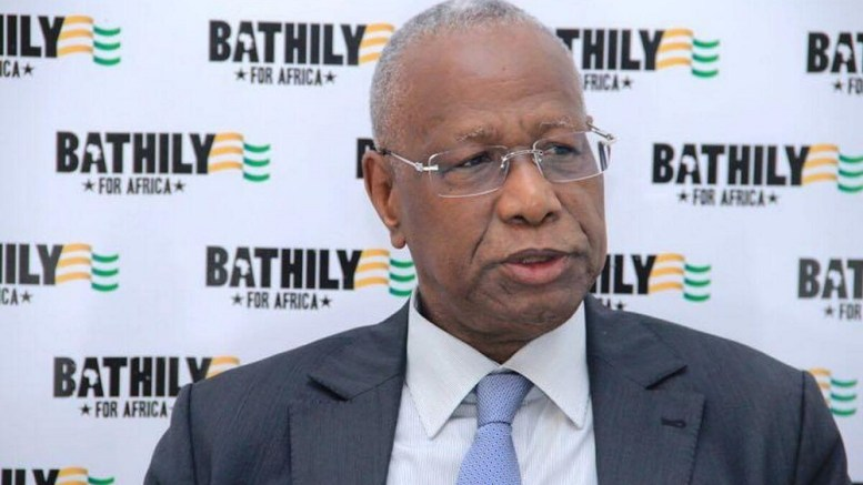 Professeur Abdoulaye BATHILY