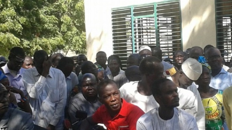 Bras de fer entre le gouvernement et les fonctionnaires au Tchad