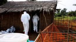 Ebola à Bikoro