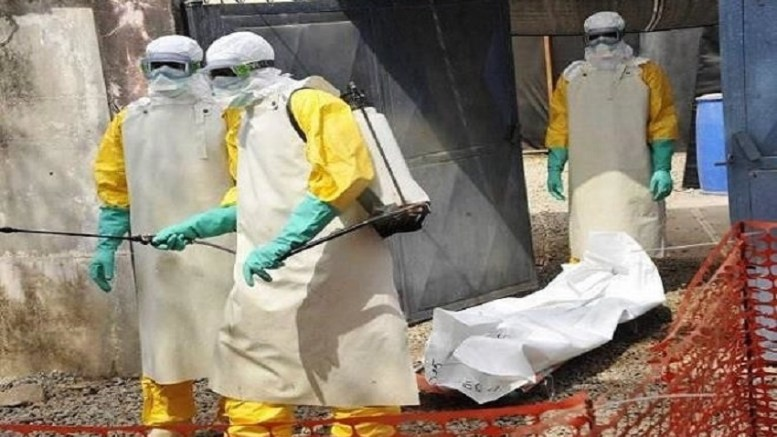 Ebola en RDC