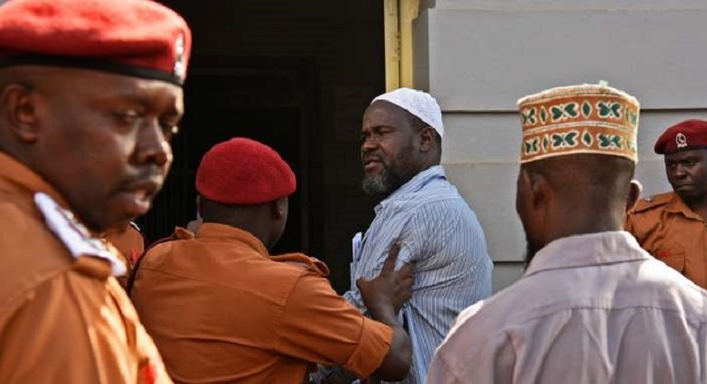 Jamil Mukulu arrêté