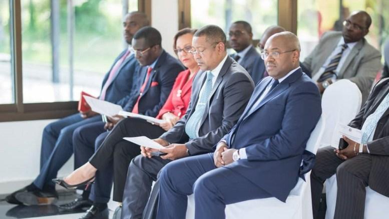 Lancement de Task Force au Gabon