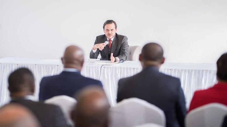 Task Force est lancée au Gabon