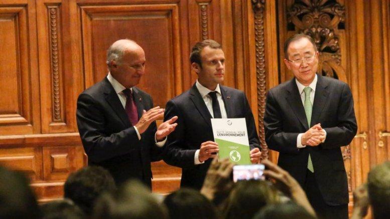 pacte mondial mondial pour l'environnement
